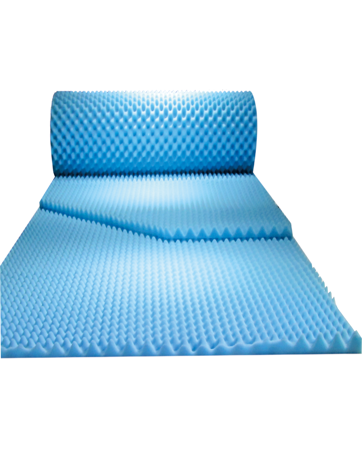 ORION CONVOLUTED MATTRESS OVERLAY