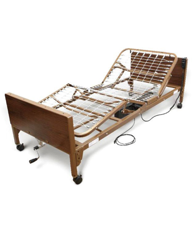 Semi-Electric Bed Package Spring Deck